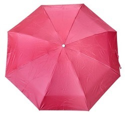 Pink Five Fold Umbrella
