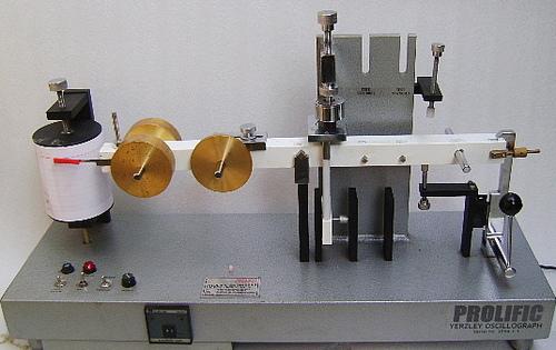 Yerzley Oscillograph