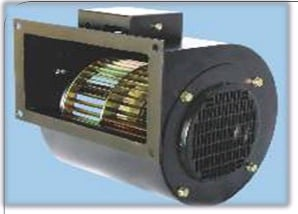 Centrifugal Blowers (Double Inlet Blower)