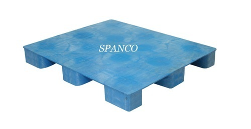 Plain Top Plastic Pallets in   Bhilad