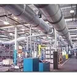 Industrial Natural Ventilation Systems