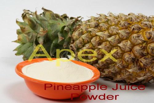 Natural Pineapple Juice Powder