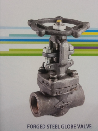 Forged Steel Globe Valve in  G.B. Road