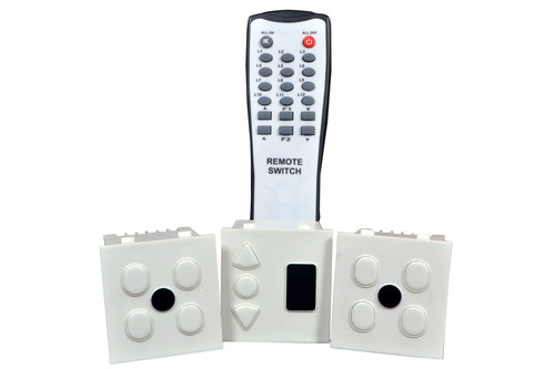 Remote Control Switch For 8 Light And 1 Fan Speed