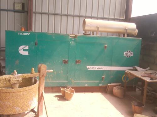 120 KVA Generator in   RAMACHANDRAPURAM (MANDAL)