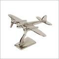 Nickel Finish Aeroplane in   Banjara Wala