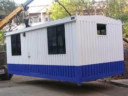 Prefabricated Bunk Portable House