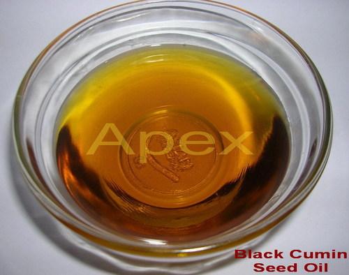 Pure Black Cumin Seed Oil