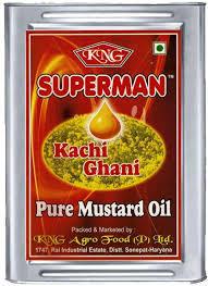 Kachighani Mustard Oil
