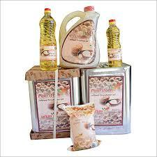 Refined Soya Oil 15kg Tin