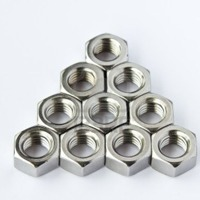 Stainless Steel Nuts in  Byculla (E)