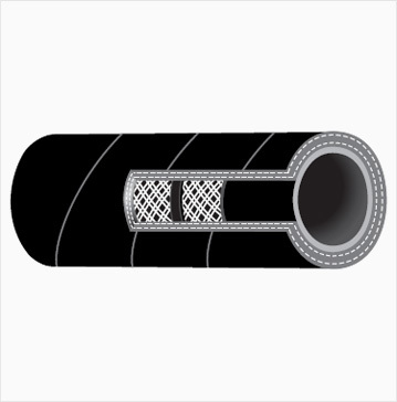 Cable Furnace Coolant Hose