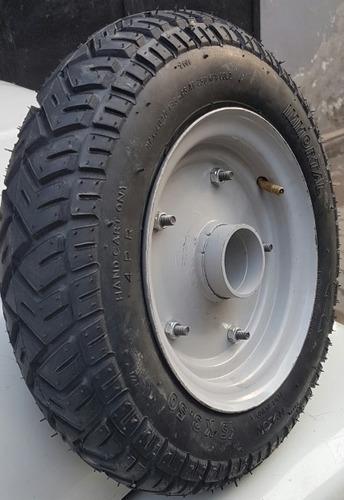 Wheel Barrow Tyre 3.50.8