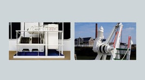 Electric Boat Winches