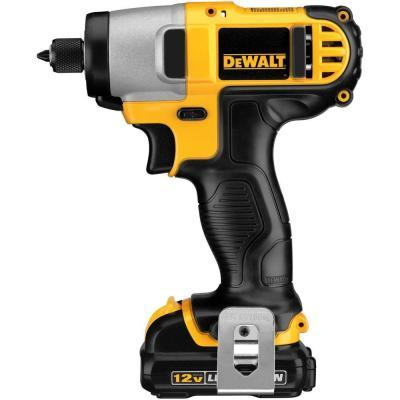Ion Impact Driver