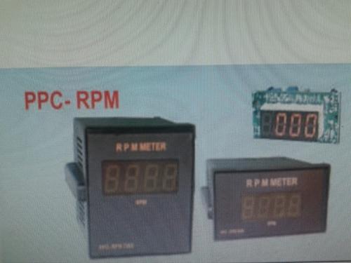 Digital Rpm Meter (Microprocessor)