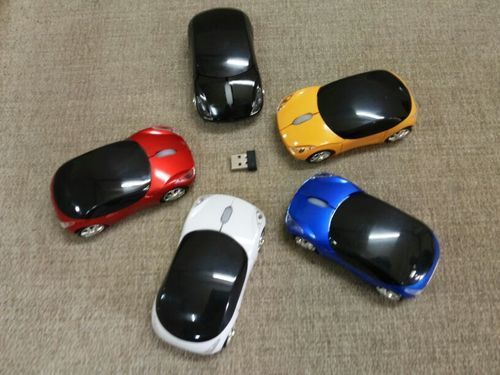 Mouse Car Pen Drive