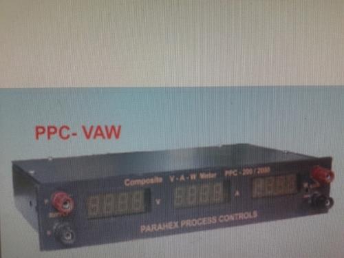 Composite V- A-W Meter