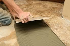 Tile Adhesive and Tiling Grout