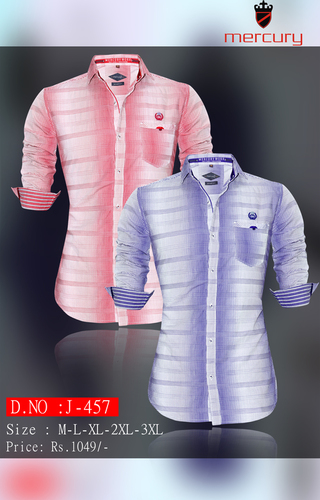 Men'S Stylish Fashion Shirt