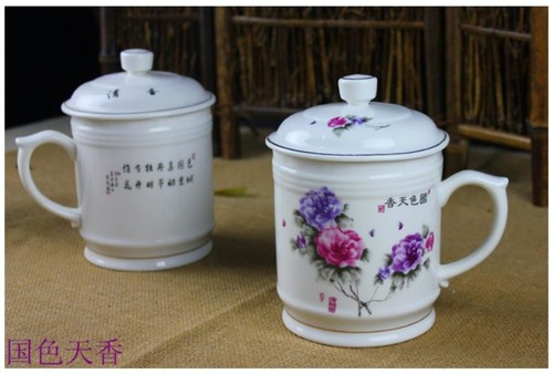 National Beauty And Heavenly Fragrance Tea Cup