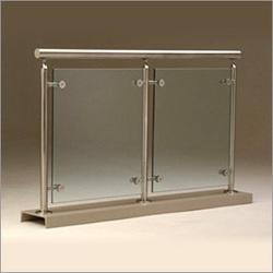 Stainless Steel Baluster Glass Handrail