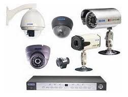 CCTV Camera System in  Race Course (Vdr)