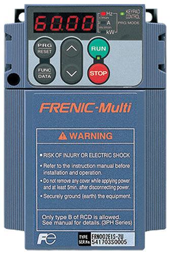 Fuji Electric FRENIC-Multi AC Drives