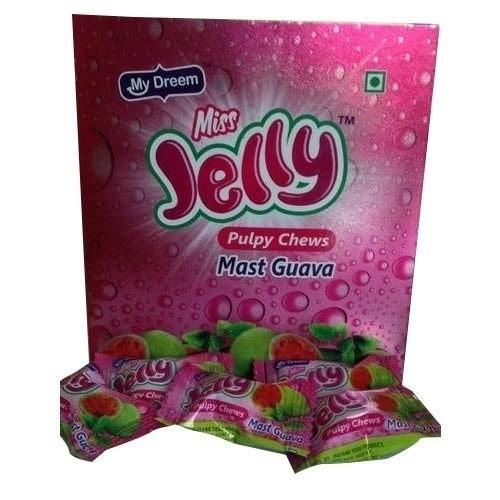 Jelly Candy Mast Guava