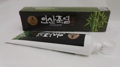 Insan Bamboo Salt Toothpaste 160g Tube Strengthens And Whitens