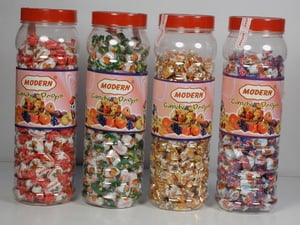 Fruit Flavored Candies