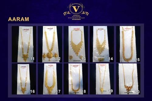 Arram Designer Necklaces in Mannargudi