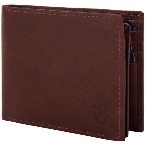 Valbone Men Leather Wallet (Vlbn-W103db)