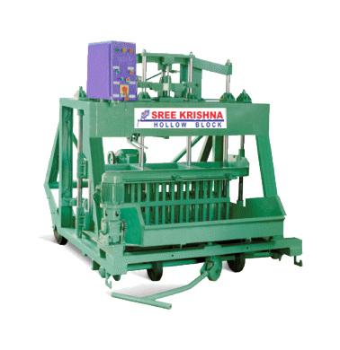 Block Making Machine in  Nallampalayam