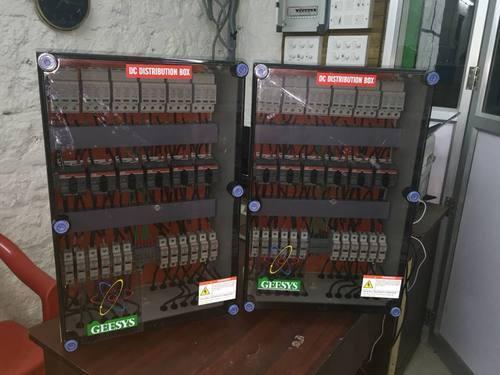 60KWp Solar String Junction Box