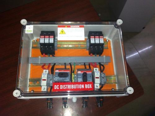 Solar String Junction Boxes upto 12KWp