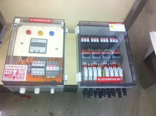 Solar String Junction Boxes Upto 27KWp