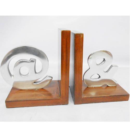 Alphabets Bookend