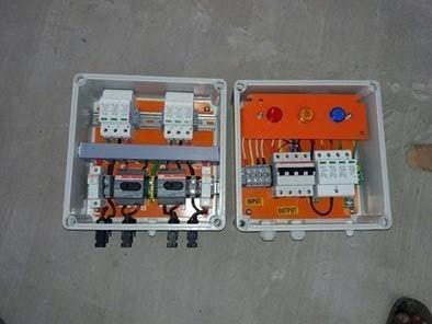 Solar DCDB Solar Combiner Box