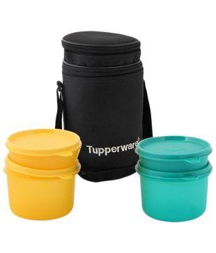 Tupperware Lunch Box Set