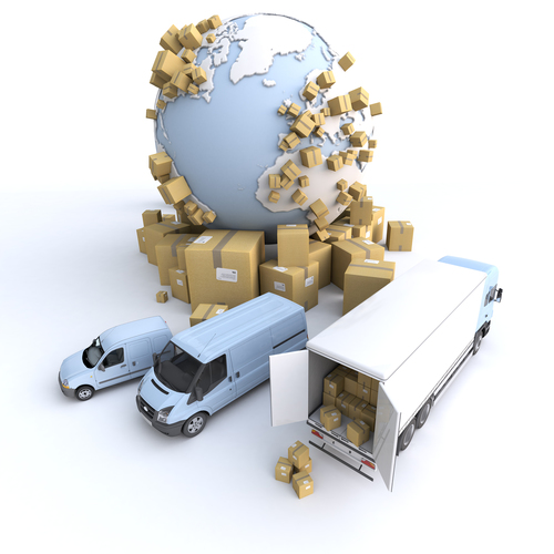 Industrial Freight Forwarding Services