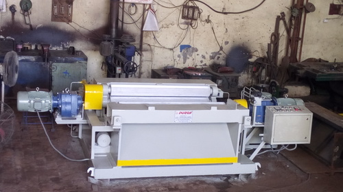 Log Debarker Machine (Rounder)