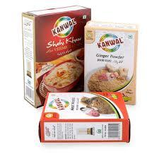 Printed Masala Packaging Boxes