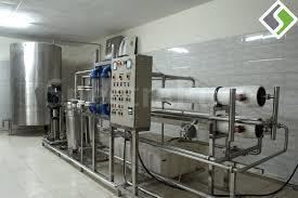 Industrial Soda Plant