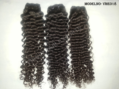 Natural Virgin Deep Curly Human Hair