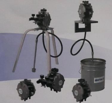 Air Operated 1:1 Ratio Diaphragm Pump