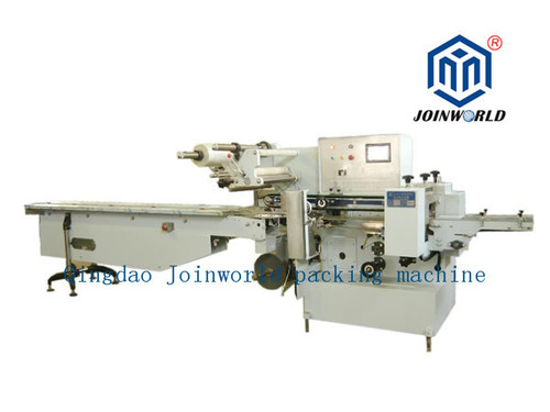 Biscuit & Bakery Industry Automatic Packaging Machine