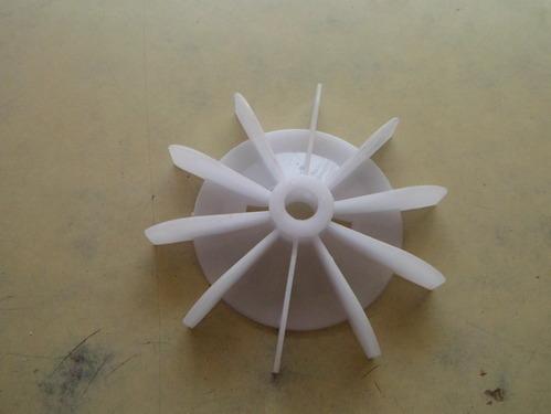 Fine finish Plastic Cooling Fan