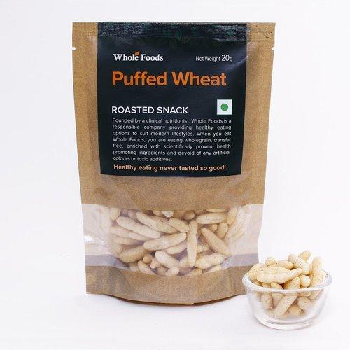 Roasted Puffed Wheat