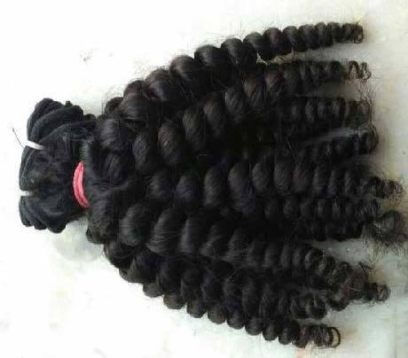 Baby Curly Virgin Hair